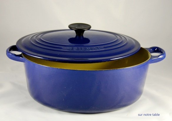 4 quart Dutch oven