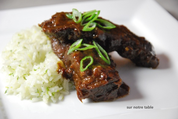 asian braised short ribs